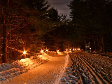 Cabin Rink Hours by Road Trip To Arrowhead Provincial Park Skating In The