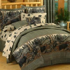 cheap cabin themed bedding bed furniture decoration