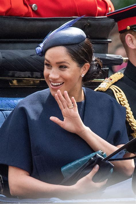 Meghan Markle debuts new ring from Prince Harry at