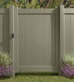 vinyl fence colors vinyl fencing color options submited images