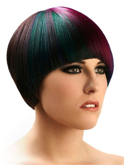 Hairstyle Colors by Hairstyles Color Trends Hairstyles