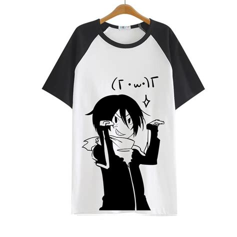 Logo Anime Japan T Shirt kawaii clothing camiseta anime t shirt wh446