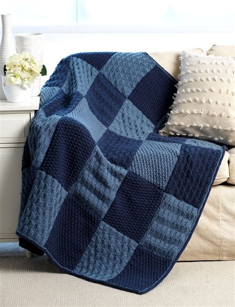 bernat afghan knitting patterns bernat sler blanket knit pattern yarnspirations