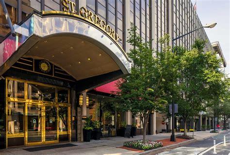 best luxury hotels in washington dc washington dc luxury hotel photos st gregory hotel