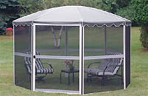 casita screen house free standing screen rooms casita round octagonal style screen enclosures
