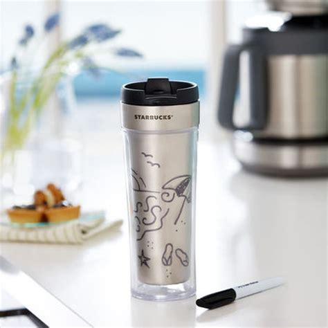 starbucks create your own coffee mug tumbler bonjourlife starbucks city mug stainless steel create your own tumbler