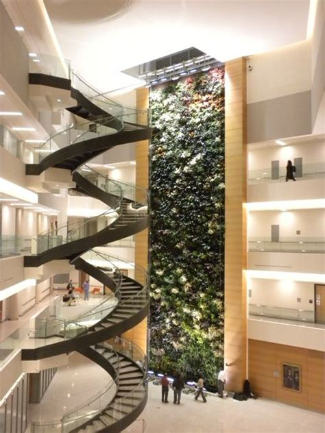Living Wall Canada Quot A Tale Of Two Hydroponic Living Wall Systems From