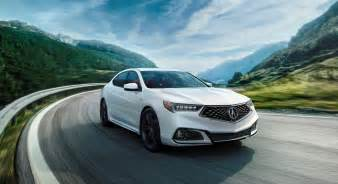 Acura Tlx Spec 2018 Acura Tlx Introduces New A Spec Model The Torque Report