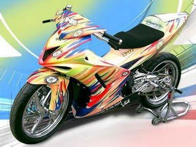 Rainbow Suzuki Motorcycle For Sale Yamaha Motorcycle Modification