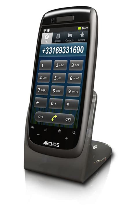 archos 35 modern smart home phone
