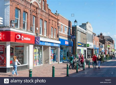 houses to buy in sittingbourne sittingbourne high street sittingbourne kent england united stock photo royalty