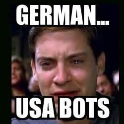 Meme Generator Bot - meme crying peter parker german usa bots 5224582