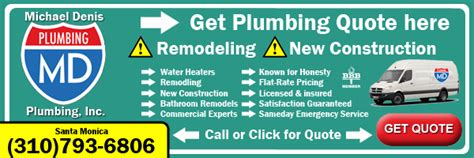 A List Plumbing by Los Angeles Plumber Plumber Quotes Los Angeles Ca