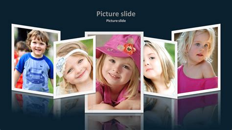 powerpoint templates photo album album 2 powerpoint presentation template by rainstudio