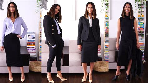 what to wear to a job interview 7 tips for women over 40 what to wear to a job interview youtube