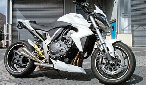 Motorrad Gabel Umbau T V by Honda Cb 1000 R Umbauten Tourenfahrer Online