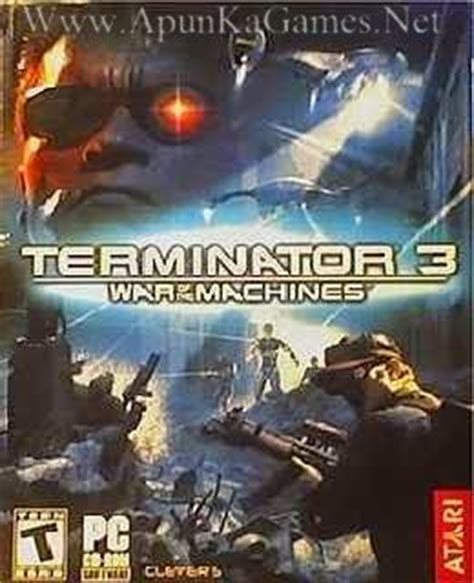 free full version pc games under 500mb terminator 3 war of the machines pc game download free
