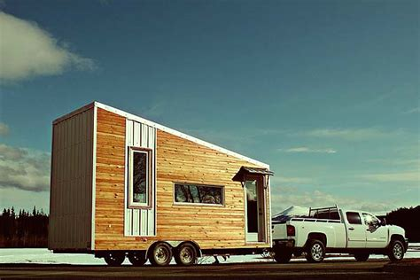 20 ways to build a mobile tiny home laird s yukon modern tiny home