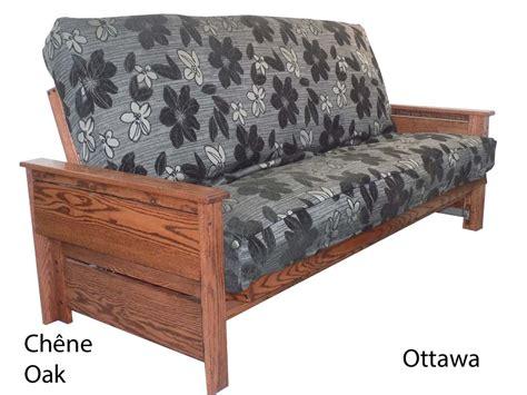 the futon store the futon store hardwood futon canadian