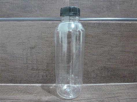 Botol Yl 100 Ml Tutup Hitam jual botol juice bulet polos starbucks 500ml tutup hitam bostoserba