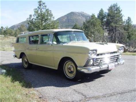 1958 rambler wagon for sale autos post