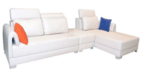 Leatherette Sofa by Furniture Buy Wooden Furniture In India