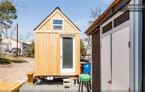 Austin Texas Tiny House The 8 Foot By 12 Foot Space Tiny Houses Houston Tx