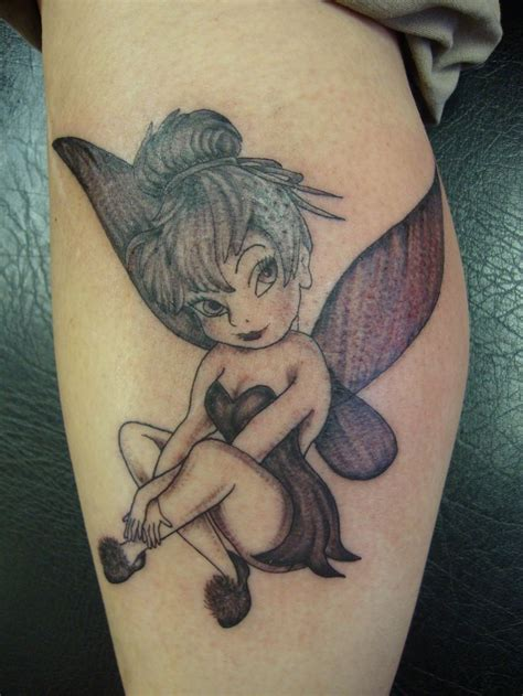 tattoo tinkerbell meaning 9 best tinker bell tattoos images on pinterest tattoo
