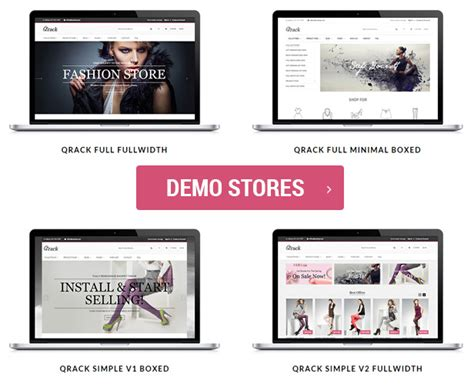 shopify themes timber qrack responsive shopify theme ecommerce themeforest