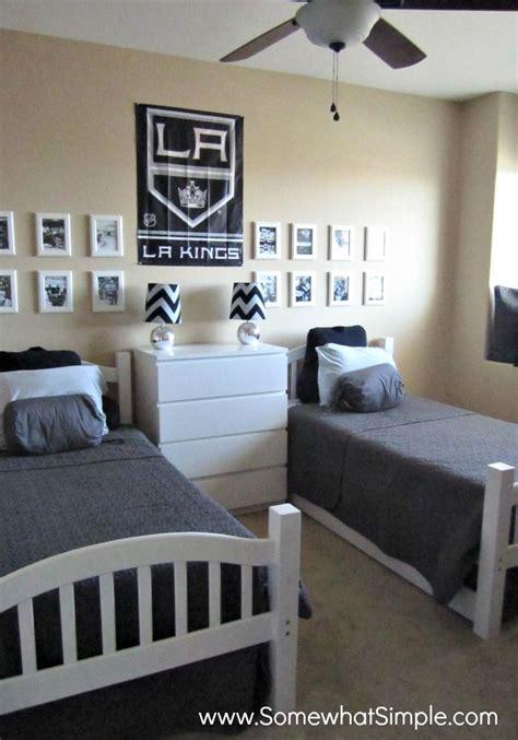 boys baseball schlafzimmer die besten 25 boys hockey room ideen auf