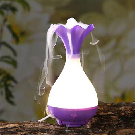 Pelembab Citra Malam pot pelembab udara dan aromaterapi desain anggun dan