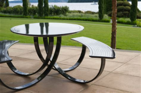 Landscape Forms Outdoor Tables Table