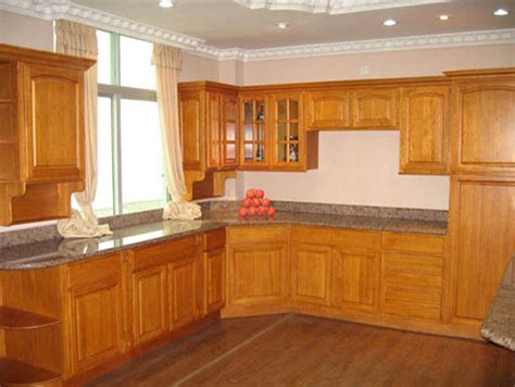 what color countertops with oak cabinets quotes