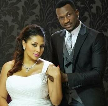 celebrity couples in nigeria most popular nigerian celebrity couples their wedding