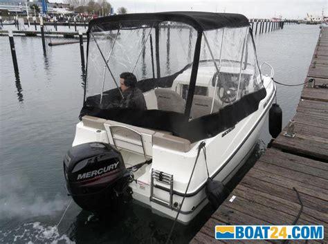 bed on boat gmbh quicksilver 455 cabin 15 ps eur 12 699 zu verkaufen