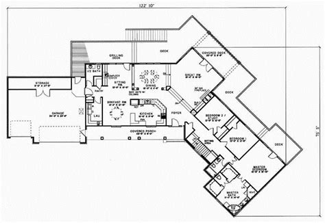 ranch home floor plans 4 bedroom 4 bedroom ranch house floor plans bedroom ideas pictures