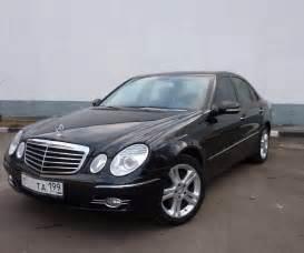 2008 Mercedes For Sale 2008 Mercedes E Class Photos Gasoline Automatic For