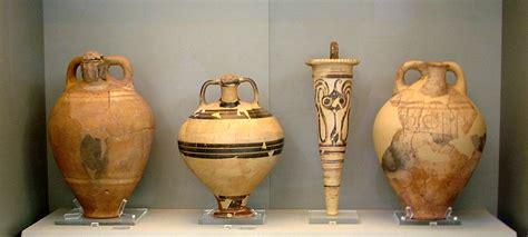 vasi micenei elioarte terracotta micenea