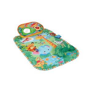 fisher price rainforest tummy time mat images