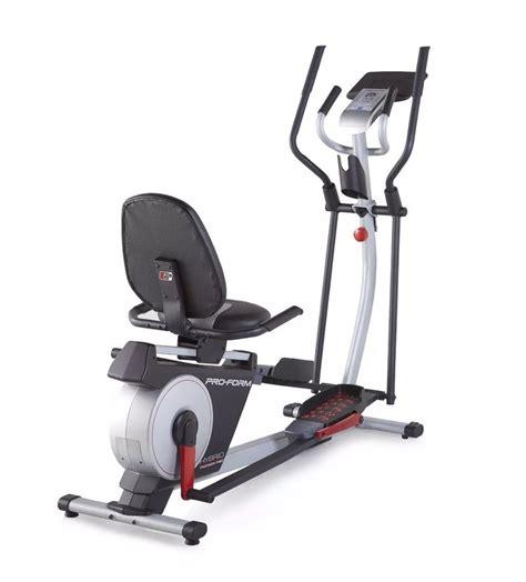 professional trainer proform hybrid trainer pro elliptical machine pfel05815 local up only ebay