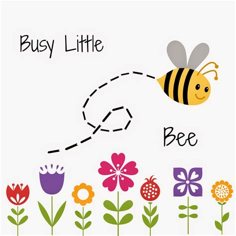 Busy Bee by Daily Delight Wow Im A Busy Bee