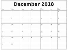 Sept 2018 Calendar