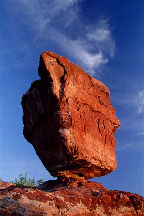 Balanced Rock Garden Of The Gods Colorado Photograph Balanced Rock