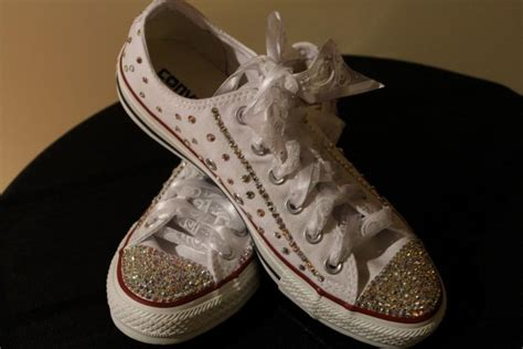 Turnschuhe Hochzeit by Wedding Sneakers Bling Sneakers Wedding Shoes Swarovski