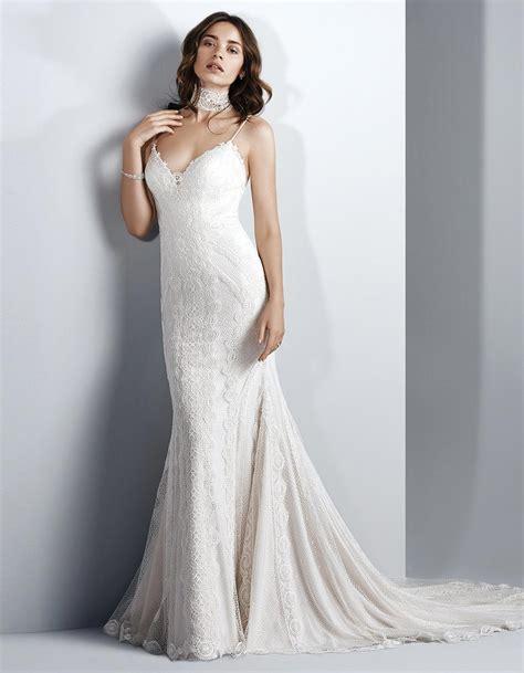 Wedding Dress Sottero by Bohemian Lace Wedding Dress Narissa By Sottero And Midgley