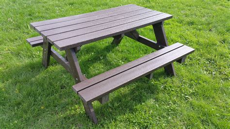 heavy duty picnic bench heavy duty recycled composite picnic benches