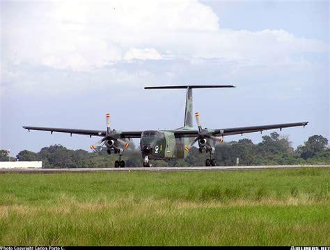 de havilland canada dhc 5d buffalo ecuador army aviation photo 0416028 airliners net