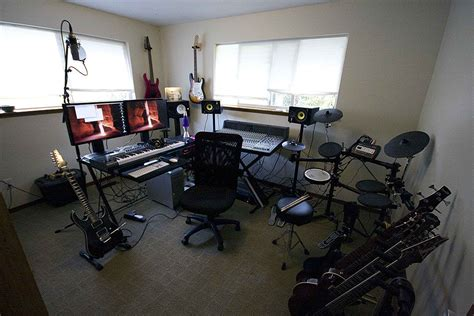 home photo studio home studio setup epic guide to building a recording studio