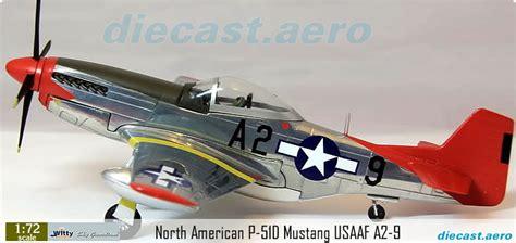 Witty Wings 1 72 American P 51d Mustang model aircraft american p 51d mustang usaaf a2 9 by diecast aero