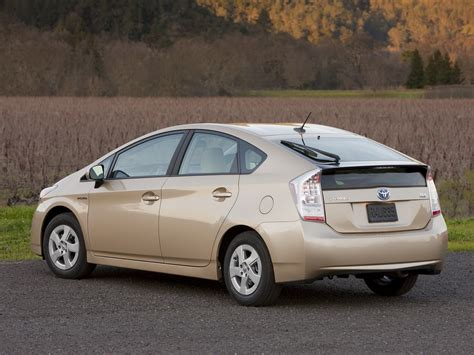 Where Is The Toyota Prius Manufactured Toyota Prius 2009 2010 2011 Autoevolution